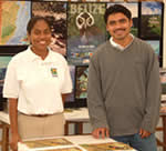 Programme for Belize at the Bird Fair