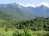 View from REGUA lodge