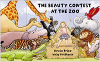 Beauty Contest at the Zoo front Cover