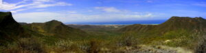Chacaracual Community Conservation Area panorama