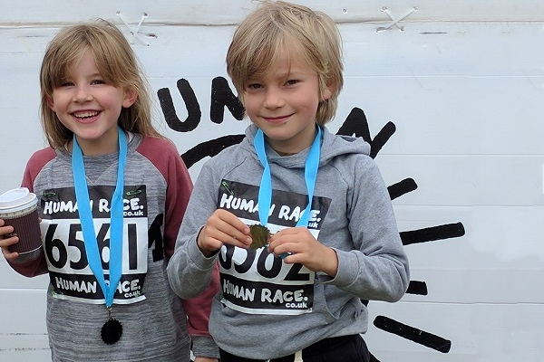 Brother and sister fundraising for World Land Trust