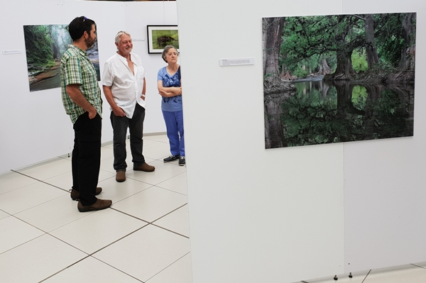 Discovering the secrets of Sierra Gorda, a photography exhibition in The Forum, Norwich