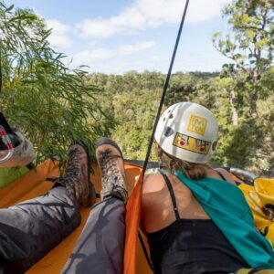The Big Canopy Campout © Steven Pearce