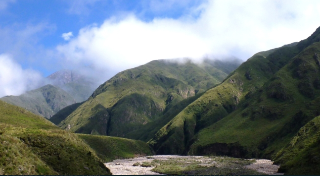 View of the Famatina Mountains. Credit: naturainternational.org