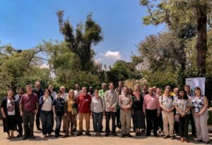 Group photo of World Land Trust partners at their 2020 symposium in Guatemala.